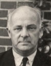 Christian Zierau, ca. 1940