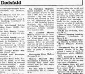 Jyllands-Posten, 9. november 1972, s. 6 (udklip)
