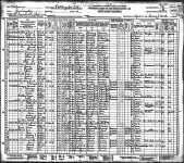 H I Lund USA 1930 Census Los Angeles