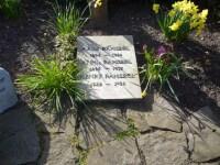 Gravsted for Aage, Anna og Henry Ramsbøl